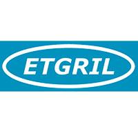 """Логотип компании """"ETGRIL"""""""