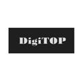 """DigiTOP электрик"" - логотип"