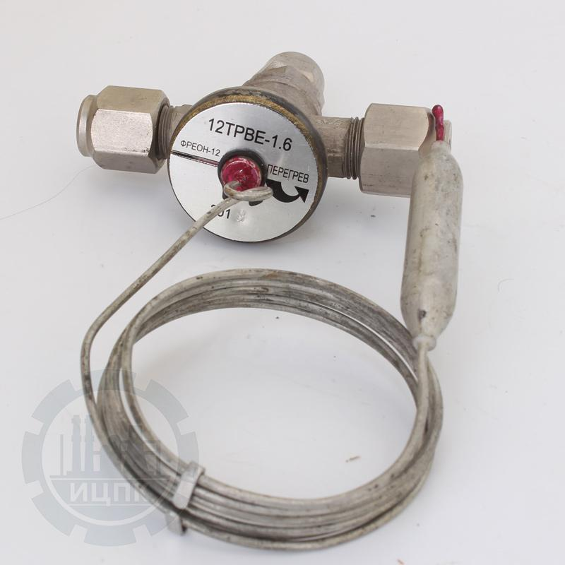 12ТРВЕ-1.6 терморегулирующий вентиль фото №3