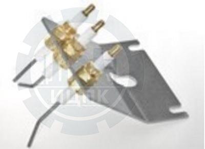Блок электродов розжига и контроля пламени серия код 1443-630 фото №1