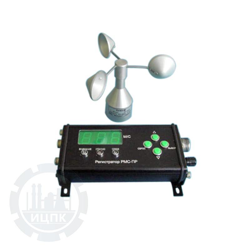 Анемометр-сигнализатор П-443МС фото №1