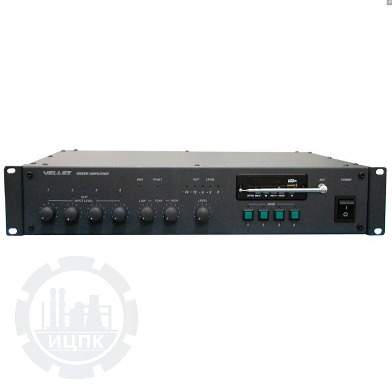 400ПП028М усилитель-микшер фото №1