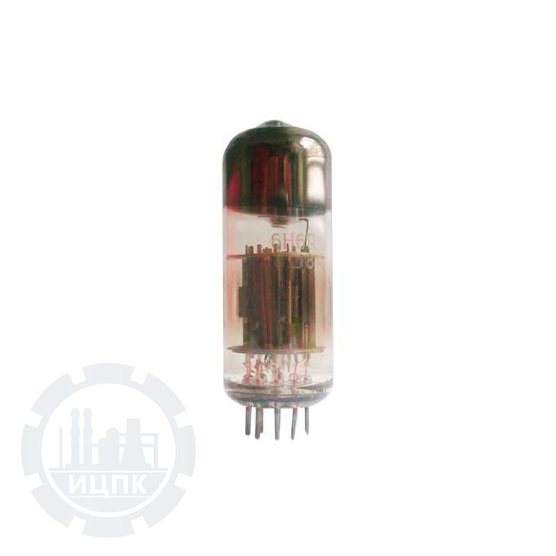 6Н6П радиолампа фото №1