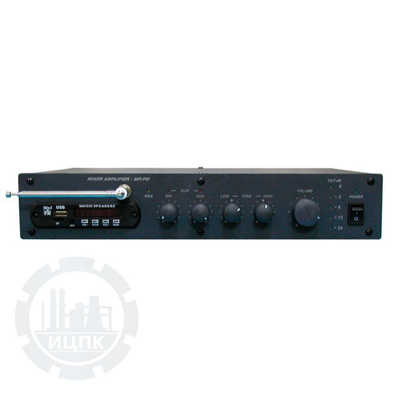 80ПП024М-FM/МР усилитель-микшер фото №1