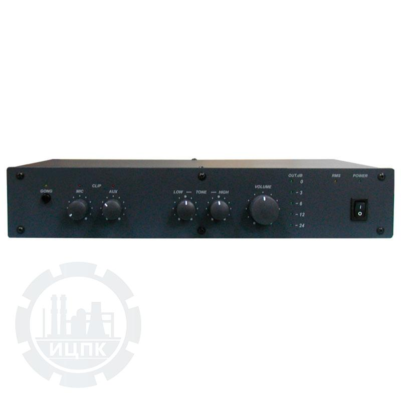80ПП024М усилитель-микшер фото №1