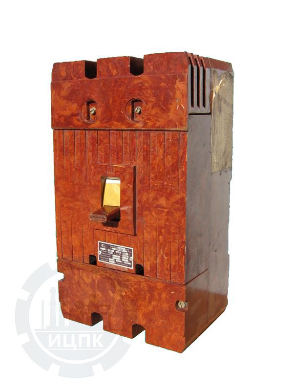 Автоматический выключатель А3724 фото №1