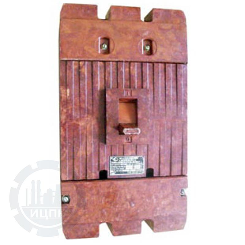 Автоматический выключатель А3792 фото №1