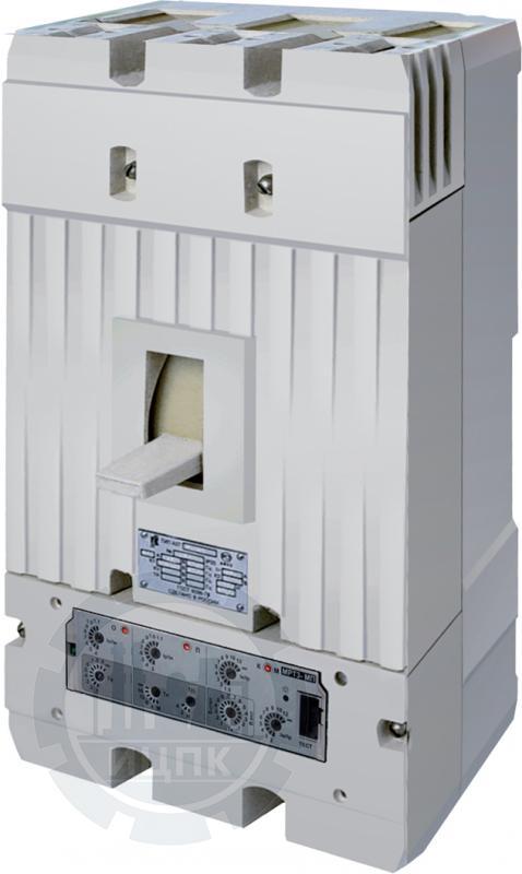 Автоматический выключатель А3795П фото №1