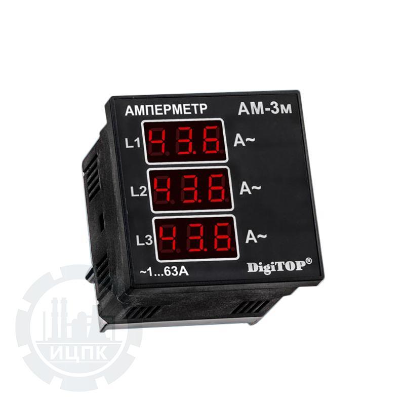Амперметр Ам-3м фото №1
