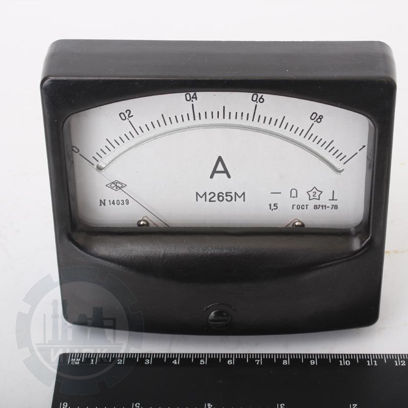 Амперметр М265М фото №1