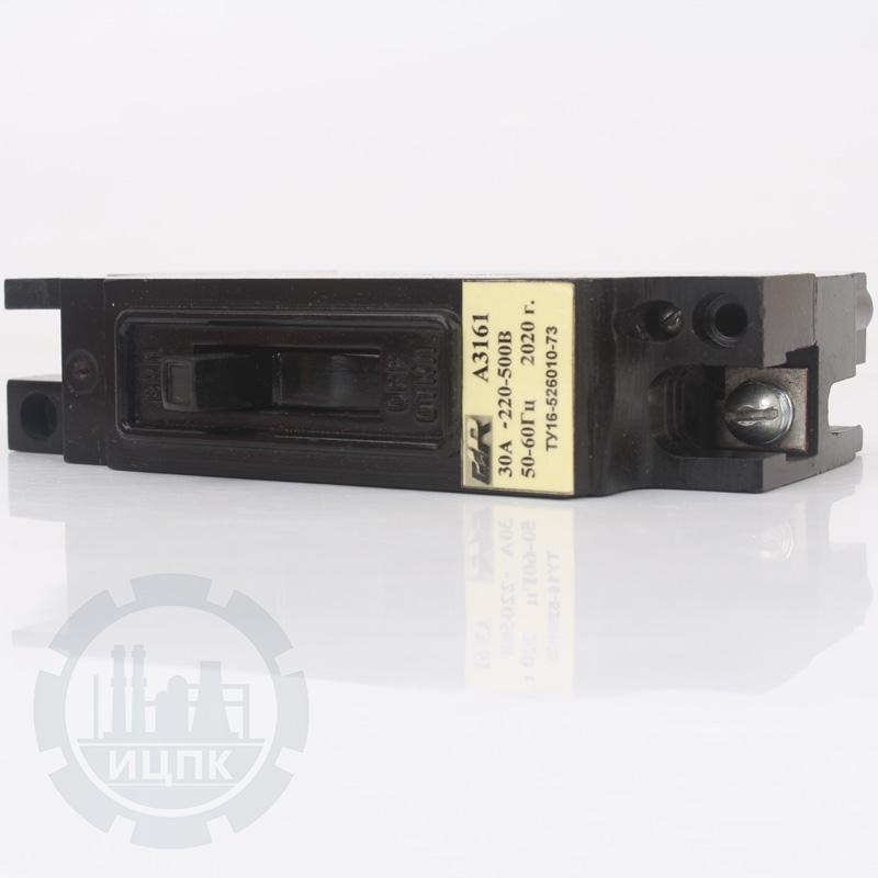 А3161 автоматически выключатель фото №2