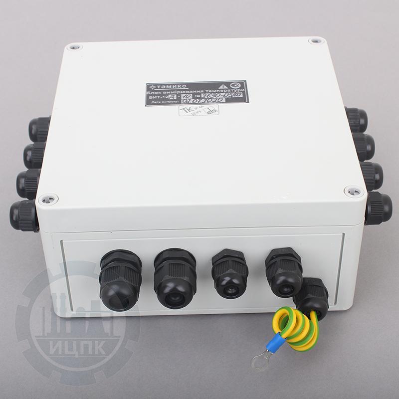 Блок измерения температуры БИТ-12Д фото №1