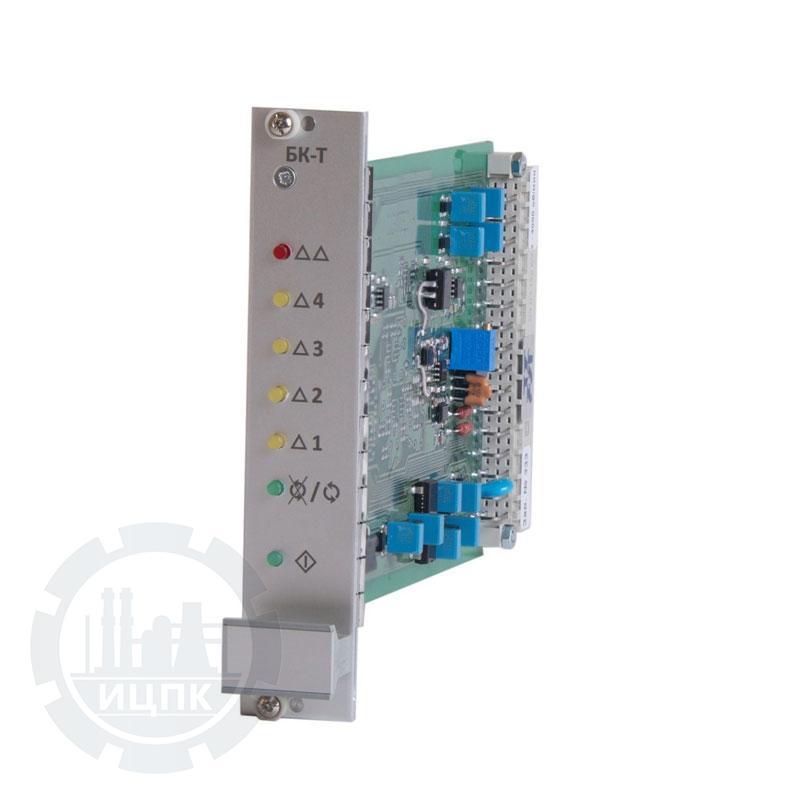 БК-Т блок контроля частоты вращения ротора фото №1