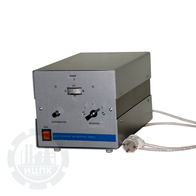 Блок питания магнетрона БПМ-03 фото №1