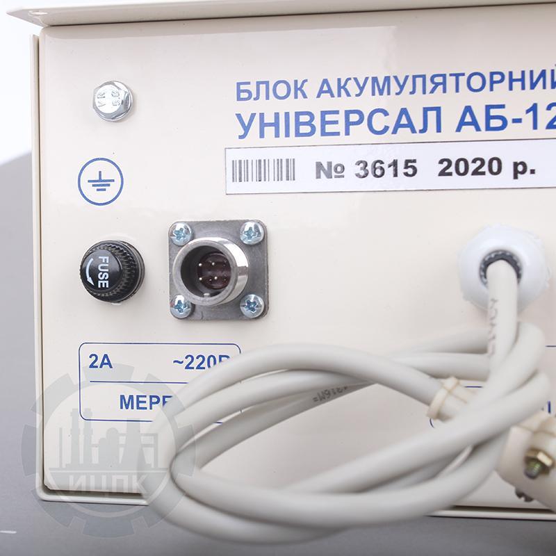 Блок бесперебойного питания АБ-12 для вычислителей Универсал фото №2