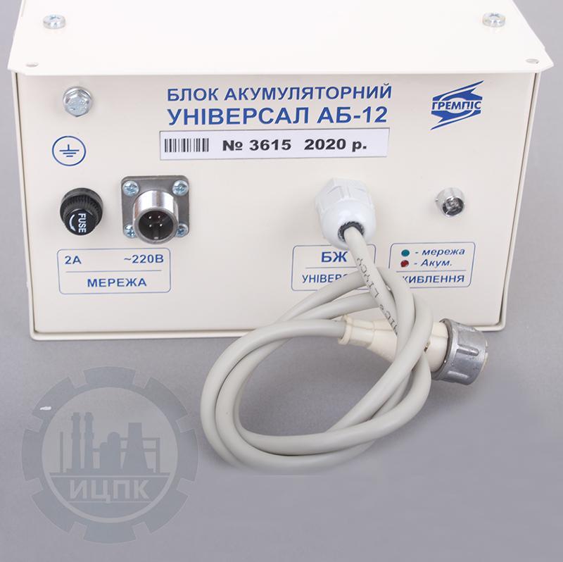 Блок бесперебойного питания АБ-12 для вычислителей Универсал фото №3