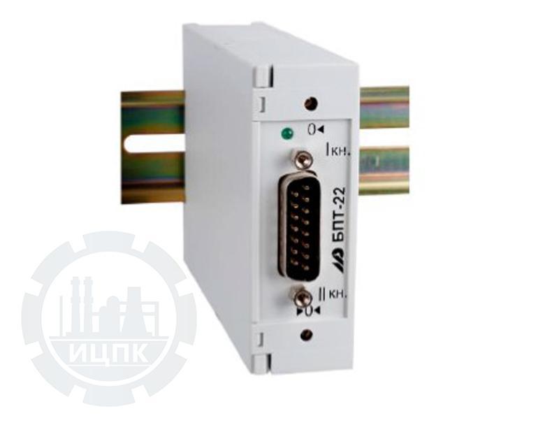Блок преобразования сигналов термопар БПТ-22 фото №1