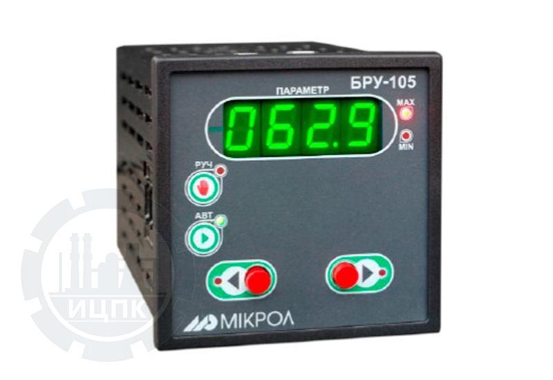 Блок ручного управления импульсный БРУ-105  фото №1