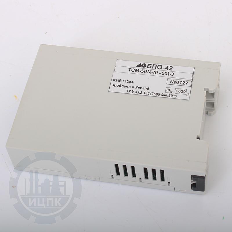 Блок преобразования сигналов термосопротивлений БПО-42 фото №1