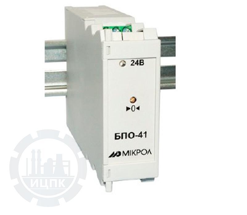 Блок преобразования сигналов термосопротивления БПО-41 фото №1
