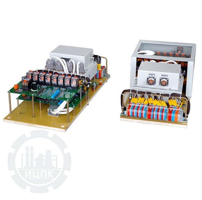Комплект электрооборудования для антиюзовой и противобоксовочной КЭ «БЗБ» защиты фото №1