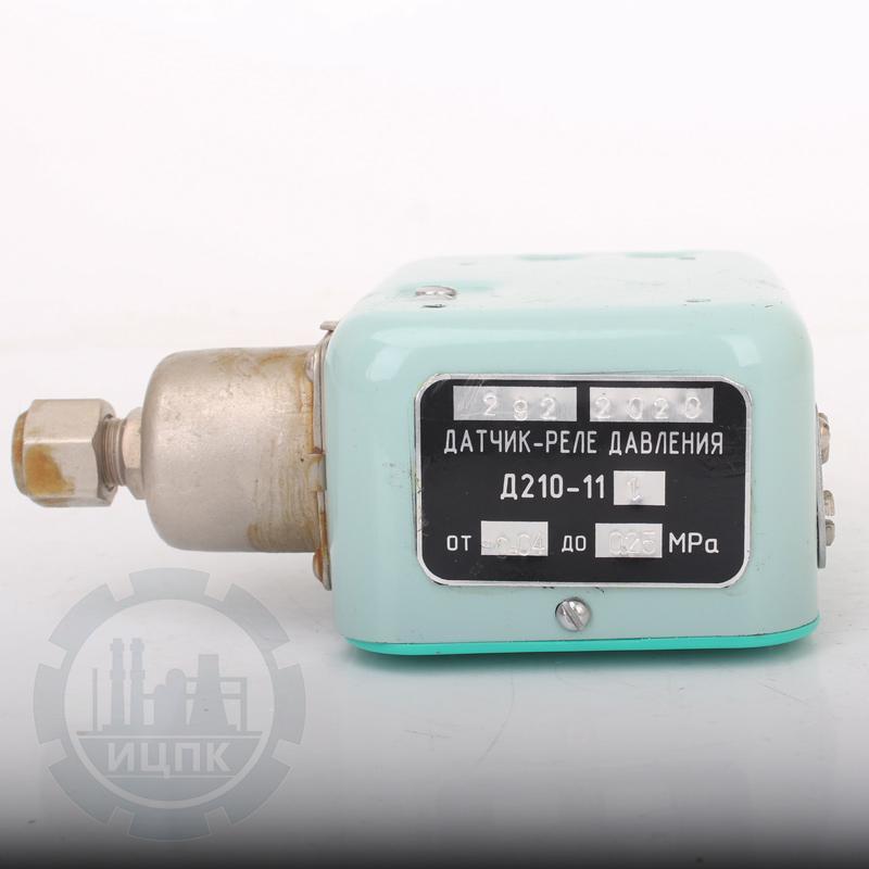 Датчик-реле давления Д210-11 фото №2