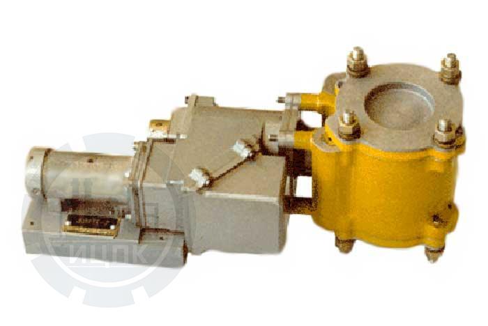 Электроприводный кран ЭПК-35 фото №1
