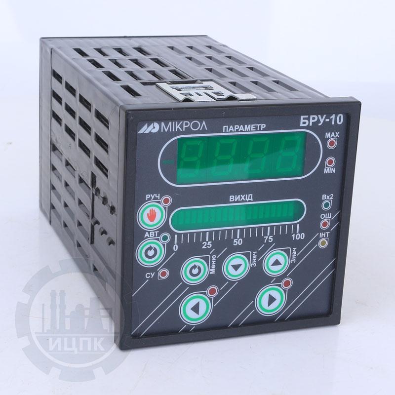 Блок ручного управления, задания, индикации БРУ-10 фото №1