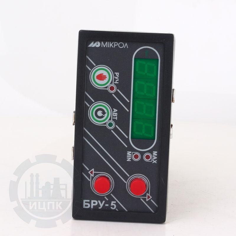 Блок ручного управления импульсный БРУ-5 фото №1