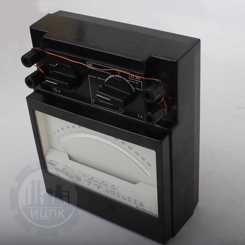 М45М миллиамперметр стрелочный фото №1