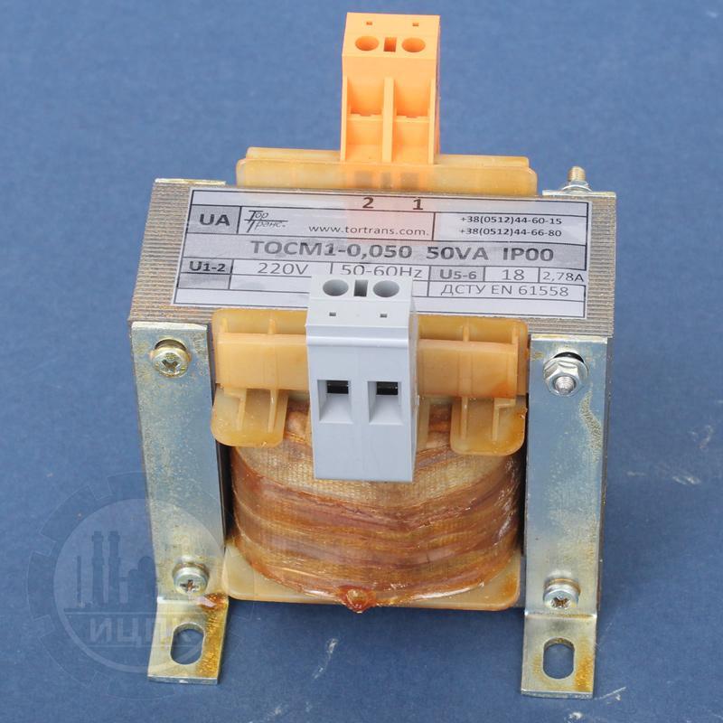 ТОСМ1 трансформатор однофазный сухой фото №1