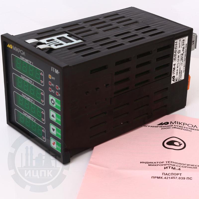 Четырехканальный микропроцессорный индикатор ИТМ-4 фото №2