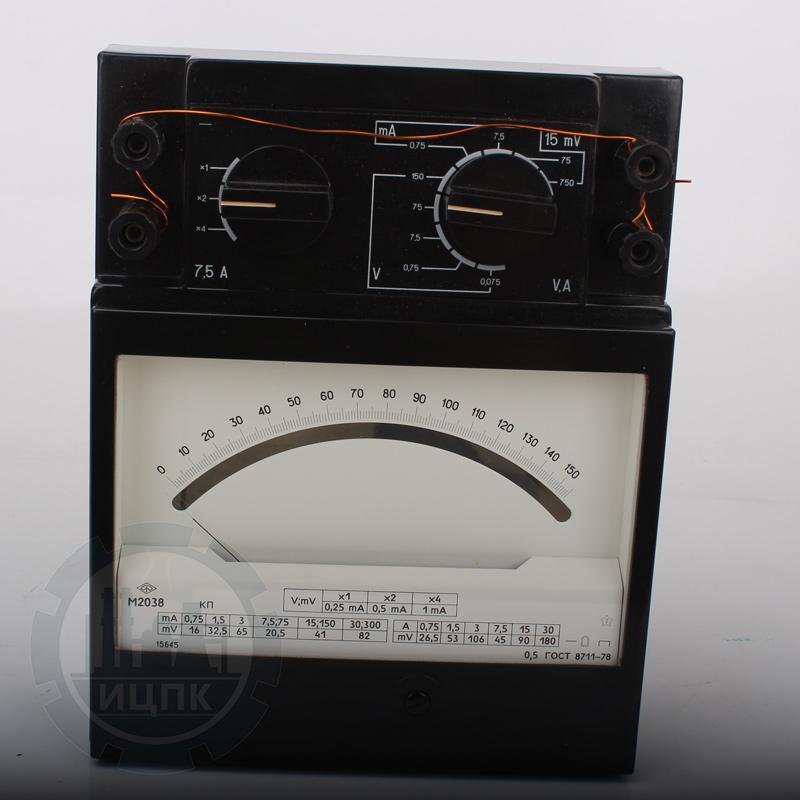 М45М миллиамперметр стрелочный фото №2