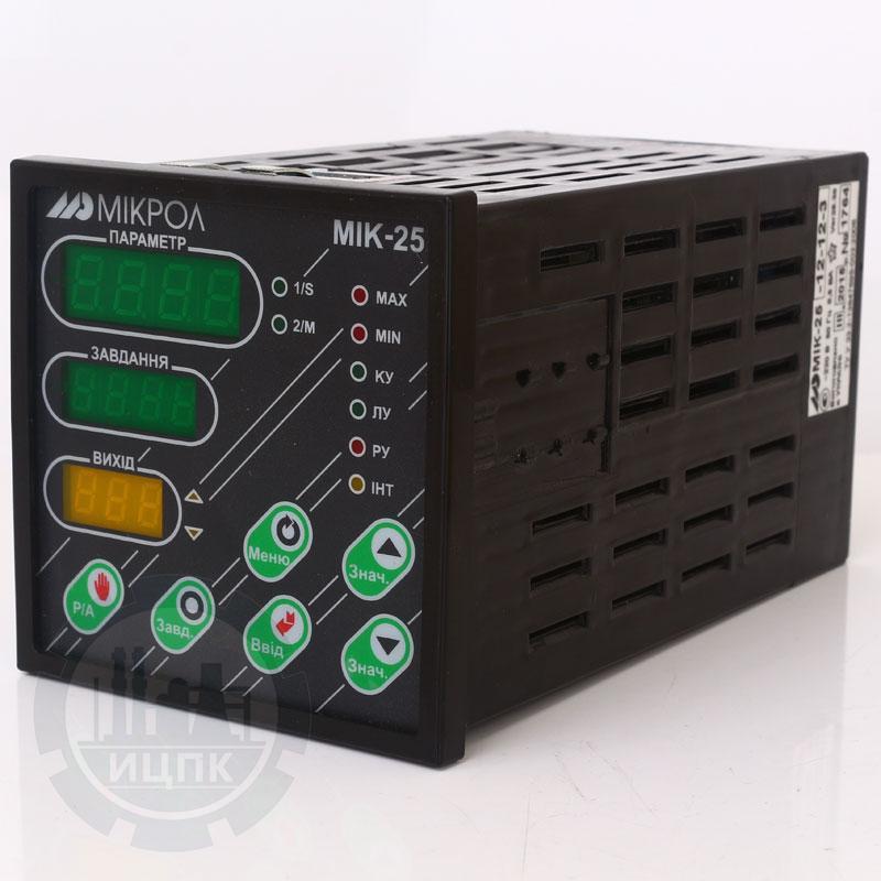 Регулятор микропроцессорный МИК-25 фото №2