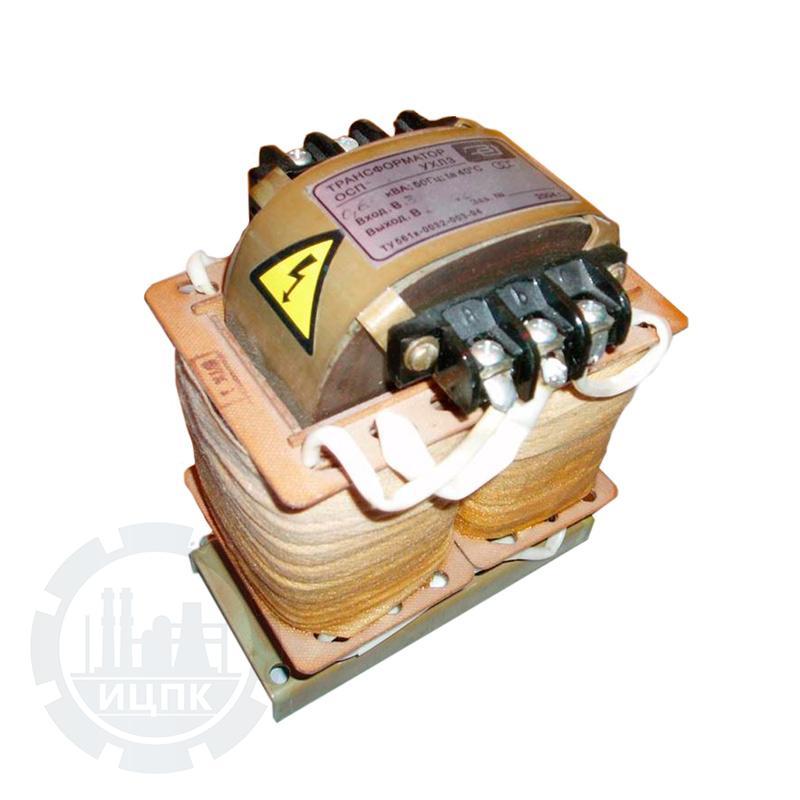 Однофазные сухие трансформаторы ОСП, ОСПР фото №1