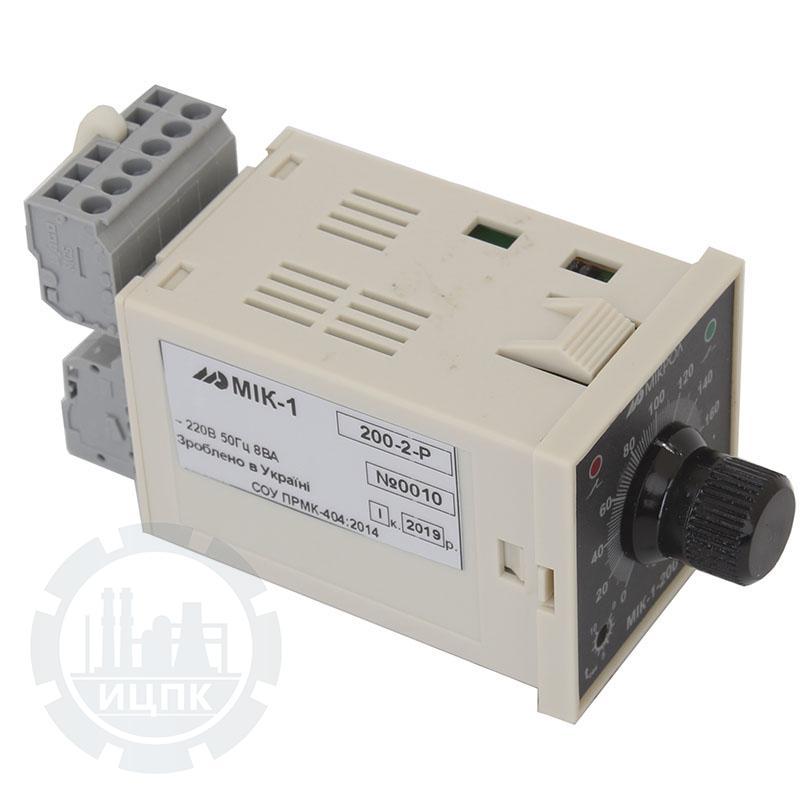 Регулятор температурный МИК-1-200  фото №3
