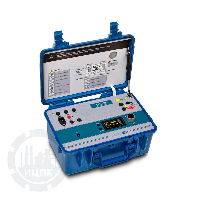 LFG-50 генератор звуковой частоты  фото №1