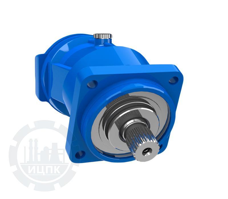 Гидромоторы аксиально-поршневые нерегулируемые BF10 фото №1