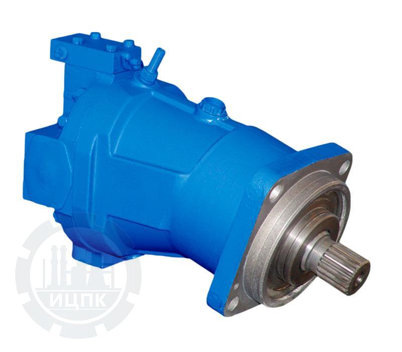 Гидромоторы аксиально-поршневые регулируемые серий BV10 фото №1