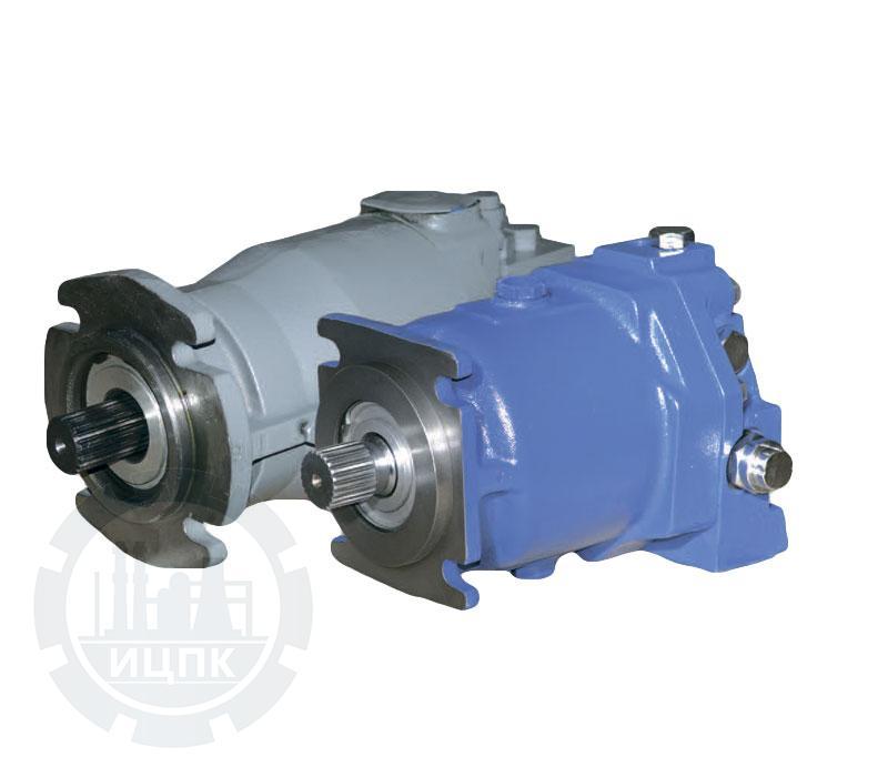 Гидромоторы аксиально-поршневые, нерегулируемые серии S и H фото №1