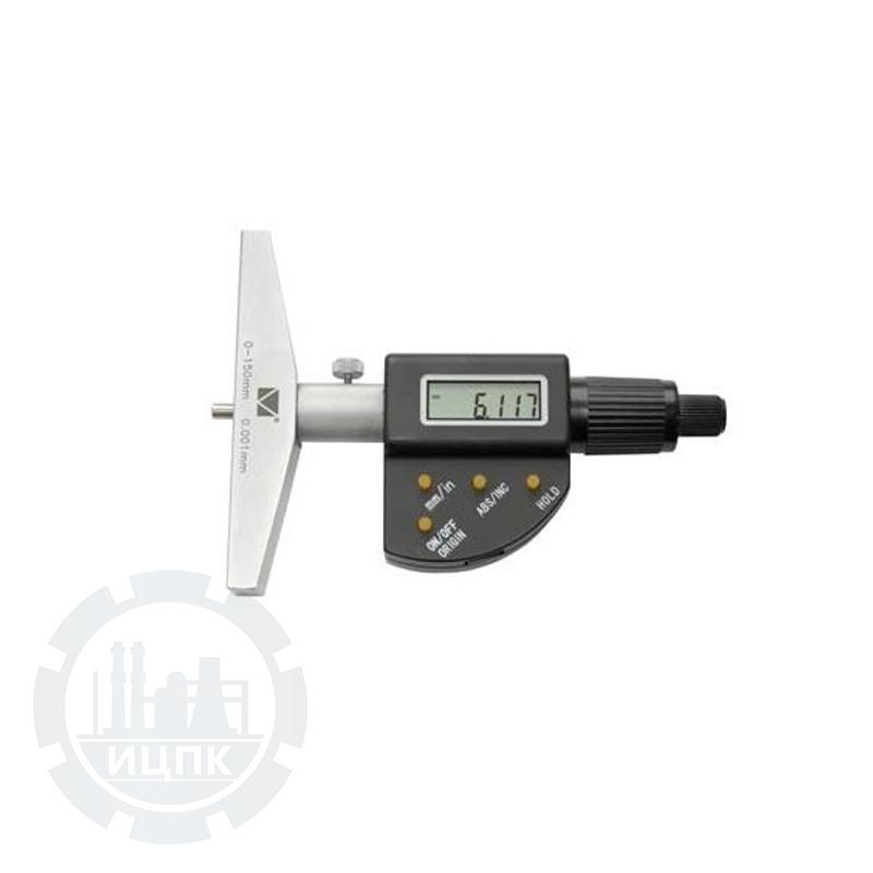 ГМЦ-150 глубиномер микрометрический цифровой фото №1