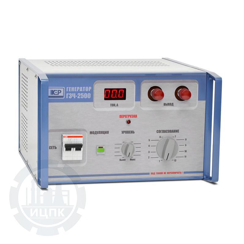 Генератор звуковой частоты ГЗЧ- 2500 фото №1