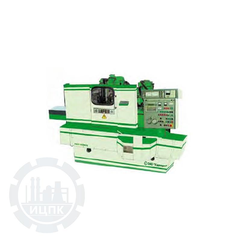 Круглошлифовальный полуавтомат ХШ1-150Ф20 фото №1
