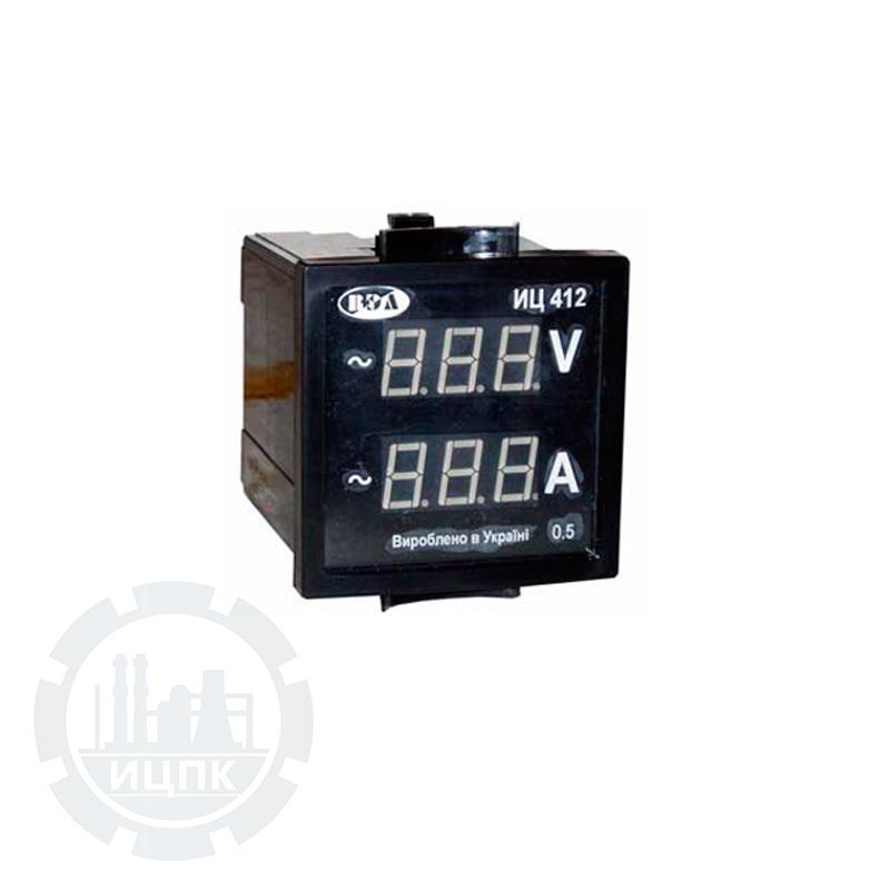ИЦ412 индикатор напряжения фото №1