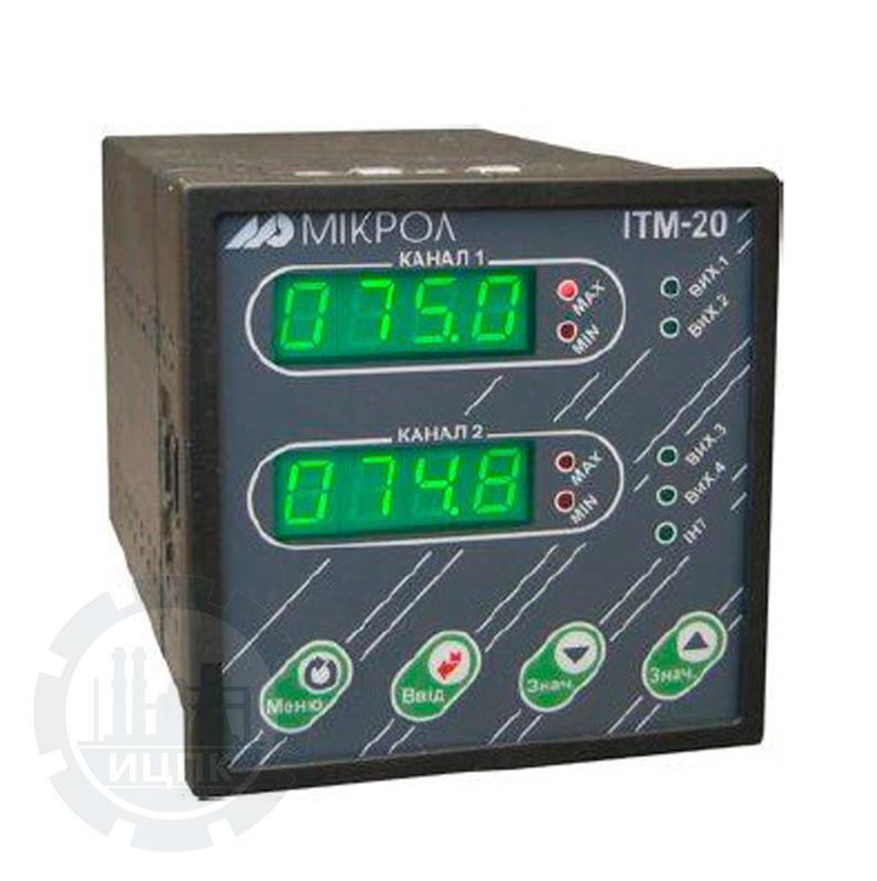 Индикатор технологический микропроцессорный ИТМ-20 фото №1