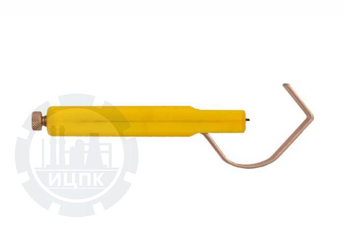 Инструмент для снятия изоляции LY25-4 фото №1