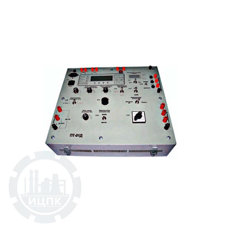 ПТ-01Д испытательная установка с фазорегулятором фото №1
