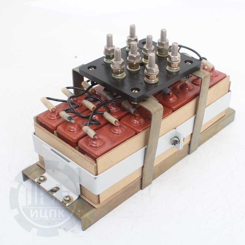 Блок конденсаторов КБМ 3-4 601.35.66 фото №1