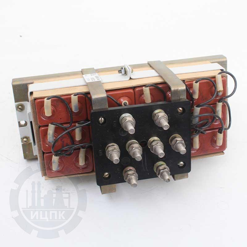 Блок конденсаторов КБМ 3-4 601.35.66 фото №2