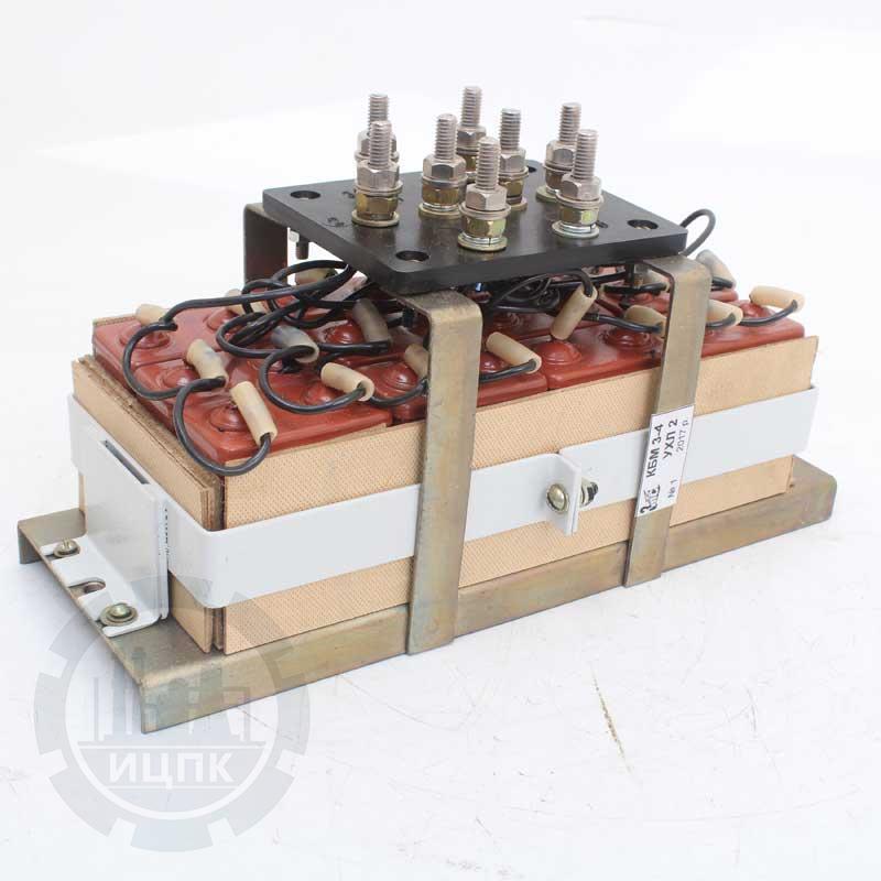 Блок конденсаторов КБМ 3-4 601.35.66 фото №3